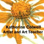 Artist Katherine Colwell