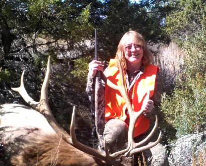 Successful hunt in North Fork Valley of Colorado.