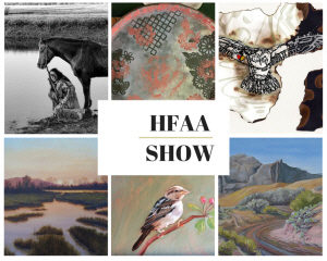Hotchkiss Fine Arts Association Members' Show