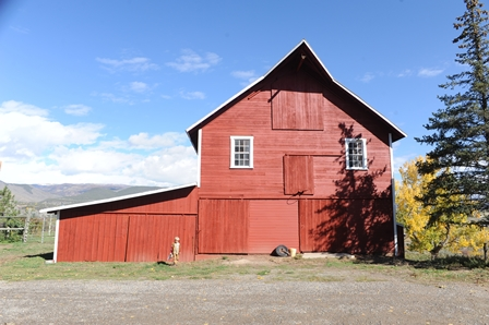 North Fork Valley Barn
