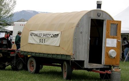 Hotchkiss Sheep Camp Stock Dog Trials.
